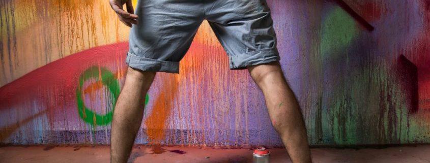 Anti-Graffiti-Beschichtung