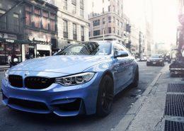 Autobeschichtung sorgt für Spiegelglanz