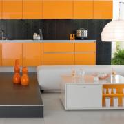 HPL-Fronten sind ideal für Küchenschränke