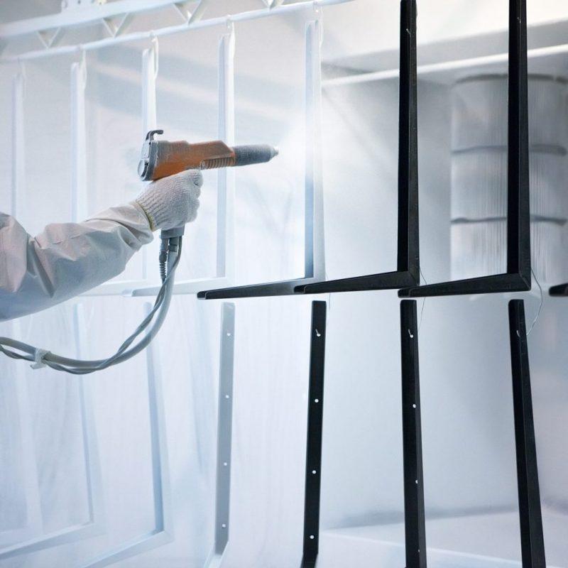 preise f r pulverbeschichtung in der schweiz. Black Bedroom Furniture Sets. Home Design Ideas