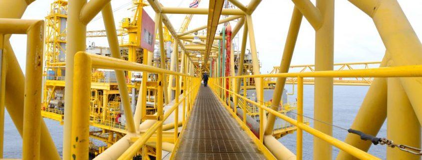 industrielle Stahlbeschichtung
