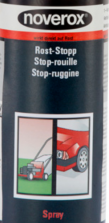 noverox Rost-Stopp Spray ist Rostumwandler und Grundierung in einem