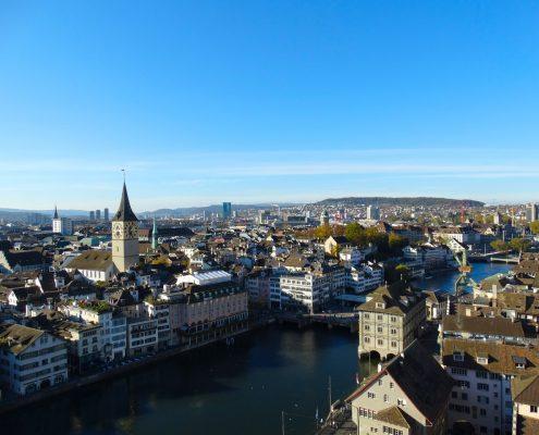 Pulverbeschichtung in Zürich