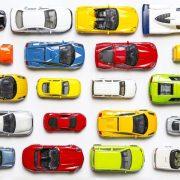 Automotive Lacke in allen Farben