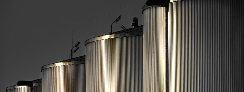 Chemikalienbeständige Beschichtung Tanks