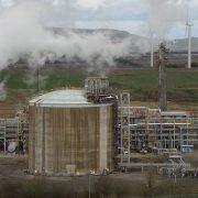 Chemikalienbeständige Beschichtung Tank petrochemische Industrie