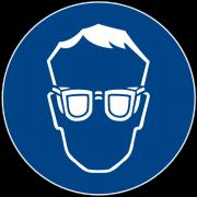 Schutzbrille tragen DIN_4844-2