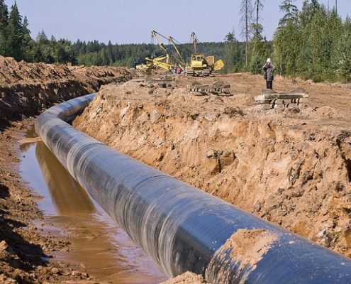 Pipeline-Beschichtungen