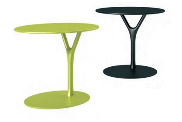 Pulverbeschichtete Tische