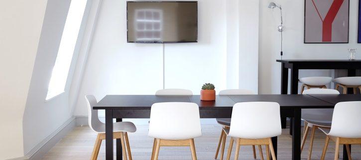Pulverbeschichtung im Möbelbau