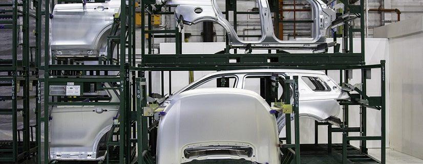 Pulverbeschichtung in der Automobilindustrie