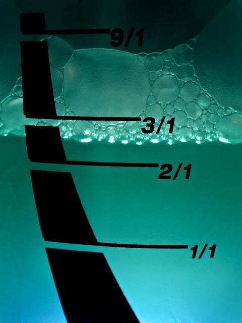 Flüssigkeit ohne Entschäumer-Additive in Lacken