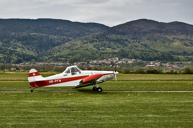 Schweiz Freizeit- und Privatluftfahrt