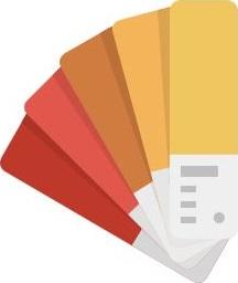 DLC Beschichtung Farbe